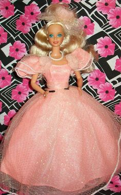 1992 Peach Blossom Barbie