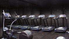 - Fitness Center