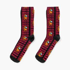 """""""Impostor"""" Socks by ind3finite 