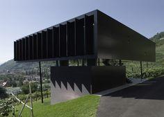 Höller & Klotzner Architekten, Ulrich Egger, Robert Fleischanderl, Oskar Da Riz · CASA HÖLLER · Architettura italiana