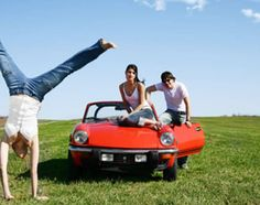 Weekly car insurance for young drivers online