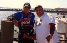 Denny Brauer and Paul Preston
