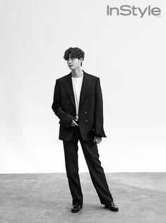 Lee Jong Suk   InStyle Korean Men, Korean Actors, Young Male Model, Doctor Stranger, Lee Young, Closer To The Sun, Lee Jong Suk, Kdrama Actors, Cute Guys