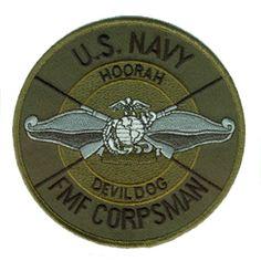 corspman decals   US Navy FMF Corpsman Patch   Flying Tigers Surplus