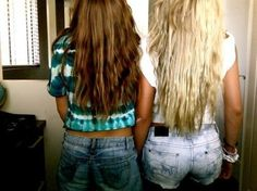 summer hair. want/need