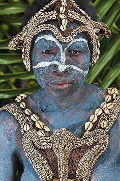 Papouasie-Nouvelle-Guinée, province East Sepik, région du fleuve Sépik, village de Ambunti, Pukpuk festival, Kumul Mangapowa du village de Bangus  Date prise de vue : 11/08/2010 Crédit : DOZIER Marc / hemis.fr