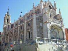 Los Jeronimos - Madrid