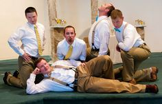my groom and his bro's, perfectly describes them without any words..!