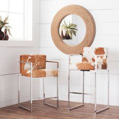 Packed with texture and coastal style, the Rope Mirror accentuates any wall space with its unique charm. Pink Pillows, Floral Pillows, Gray Tile Backsplash, Pink Velvet Chair, Rope Mirror, Blue And White Fabric, Kitchen Cabinet Styles, Chinoiserie Wallpaper, Wall Paint Colors
