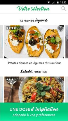 Mes 8 applications favorites | Écolo & Pratiques | Applications, Bruschetta, Appris, Ethnic Recipes, Food, Oven Roasted Veggies, Natural Health, Essen, Meals