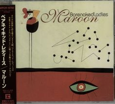 For Sale - Barenaked Ladies Maroon Japan Promo  CD album (CDLP) - See this and 250,000 other rare & vintage vinyl records, singles, LPs & CDs at http://991.com