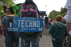 Detroit: The birthplace of Techno @ Movement Electronic Music Festival 2013 (OFFICIAL)