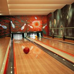 Boutique & Home Bowling Alley Photo Gallery