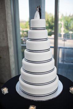 Clean cake.