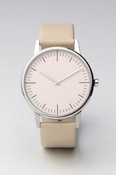 """""""Uniform Wares designs and produces timepieces based around a philosophy that is firmly rooted in classic British design and contemporary styling. Its wristwatches are intended for everyday use by individuals with an eye for meticulous detailing and a passion for diligent, modern design."""""""