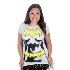 Womens Costume Batgirl Running Shirt with by MilestonesJewelry