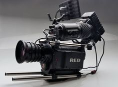 Red One Cinema Camera + PL Lens Red Prime 18-50 t3 NO ARRI,SCARLET,ALEXA,CANON