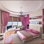 Гламурная розовая спальня http://www.decoplus.ru/desspal