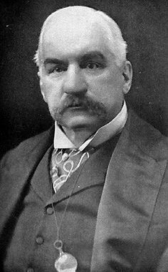 "John Pierpont ""J. P."" Morgan (April 17, 1837 – March 31, 1913) was ..."