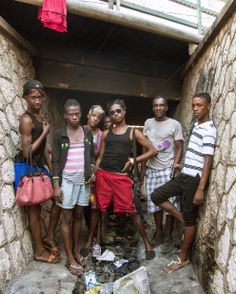 LGBT Youths In Jamaica forced to leave their homes for being gay.