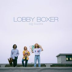 Lobby Boxer Page Liked · 1 hr near St. Louis, MO ·     STREAM/DOWNLOAD OUR LP, BIG BUCKS, FOR FREE:  https://lobbyboxer.bandcamp.com/album/big-bucks  Also available on iTunes/Apple Music, Spotify, Google Play, and Amazon Music! Some of those are still processing, so maybe give it a day or two.... See More
