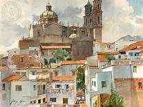 old California Watercolor Paintings - Yahoo Image Search Results
