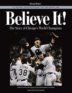Great Moments in White Sox History: 2005 World Series Champions