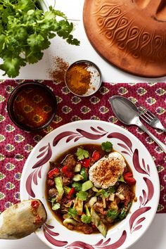 A Perfect Slow Food: Indian Stew