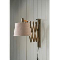 Studio Wall Lamp - Lampen & Lampenkappen | Rivièra Maison – 259 eur