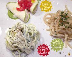 I primi piatti di Solo Crudo, Roma.  #rawfood #veganfood #food