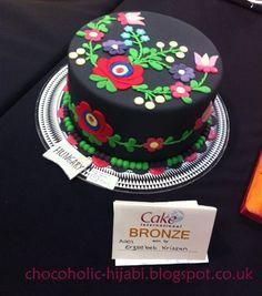 Cake International at ExCeL, London 2013 – 18 fotografías