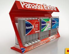 """Check out new work on my @Behance portfolio: """"Panadol Extra POPPOS Displays 2015"""" http://be.net/gallery/31881705/Panadol-Extra-POPPOS-Displays-2015"""