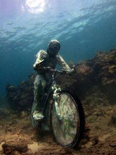 Underwater Sculpture Garden, Grenada