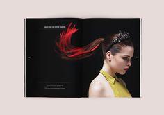 Graphic Design Inspiration – Jennifer Behr lookbook