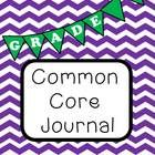 Common Core Journal / Checklist *Track when you taught each standard * Easy to read, concise list of standard, broken down by category * Take notes on what worked, what didn't work, and ideas on how to teach each standard * GREAT organizational tool to start the school year with! **1st Grade**