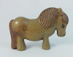 Gustavsberg, Lisa Larson pony, 1978