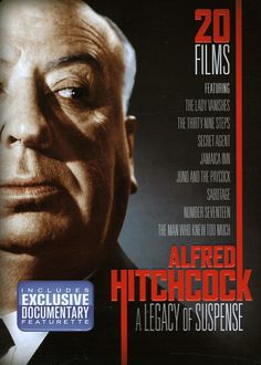 Alfred Hitchcock: Legacy Of Suspense