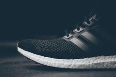 Adidas Ultra Primeknit Boost Torsion Black  (2)