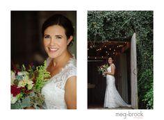 Philadelphia Terrain Wedding, Wedding Dress, Meg Brock Photography, Madison James, Bride, Beauty