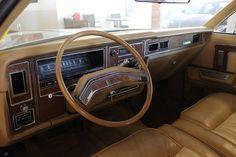 1978 Mercury Marquis Colony Park wagon.