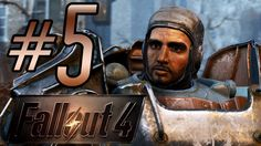 Fallout 4 Gameplay ITA Walkthrough #5 - Fuoco di Supporto - PS4 Xbox One PC