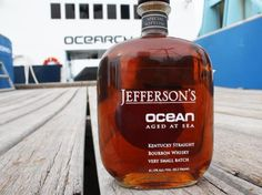 Jefferson's Ocean Bourbon Credit: Ocearch
