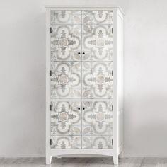 Vinilo de losas cerámicas retro para la decoración de armarios de hogar #lokolokodecora
