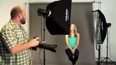 Webinar: Basic Lighting Techniques for Studio Portraiture