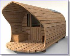 Eco Tent Pods represent the very future of family holidays in the changing environment of our weather. Description from countrysidemarketplace.co.uk. I searched for this on bing.com/images