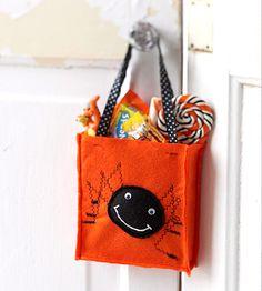 Cute Trick or Treat bag