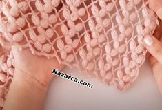 14 MODELLİ HAVALI ETOL ŞALI YAPILIŞ DETAYLARI   Nazarca.com Crochet Shawl, Silk, Crochet Scarfs