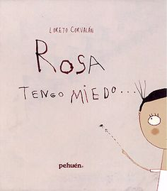 Un libro álbum con un tema muy cercano para los niños, el miedo. Rosa es una niña muy medrosa y a través de las imágenes se describen las cosas a las que le tiene miedo.