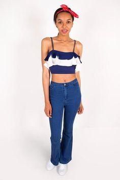 Kristy Flare Jeans
