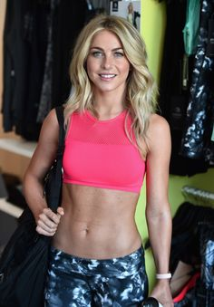 Julianne Hough Photos - Shape Magazine Launches Shape Body Shop - Zimbio